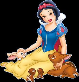 Snow White Seven Dwarfs Disney Princess Clip Art - Wishing Well Transparent  PNG