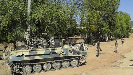 BREAKING NEWS: Buhari Declares Boko Haram's 'Final Crushing', Says Last Sambisa Stronghold 'Fallen'