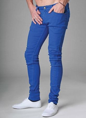 big bulges in tight pants