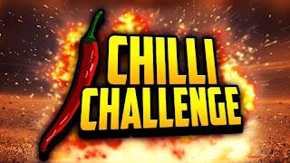 berita viral di medsos, viral, viral di facebook, viral terbaru, Hot Chili Challenge