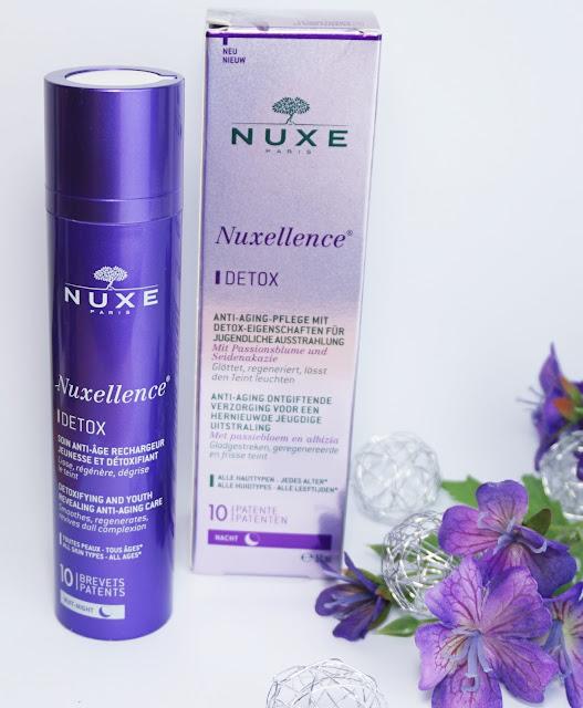 NUXE - Nuxellence® DETOX Anti Aging Creme