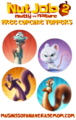 nut job 2 printables
