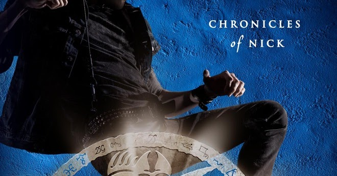 Stuck In Books Invision Chronicles Of Nick 7 By Sherrilyn