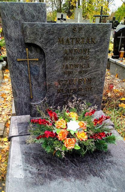 Stroik na grób