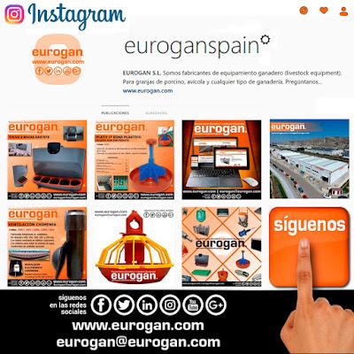 EUROGAN S.L. en INSTAGRAM
