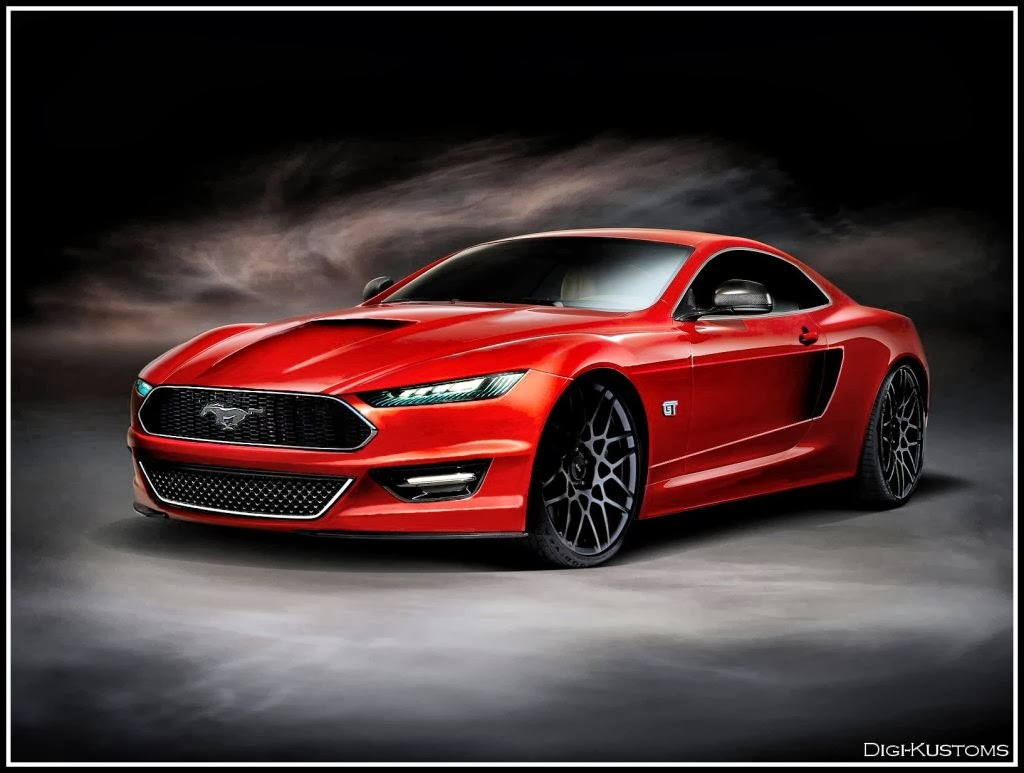 2020 Ford Mustang Concept | Review Ebooks