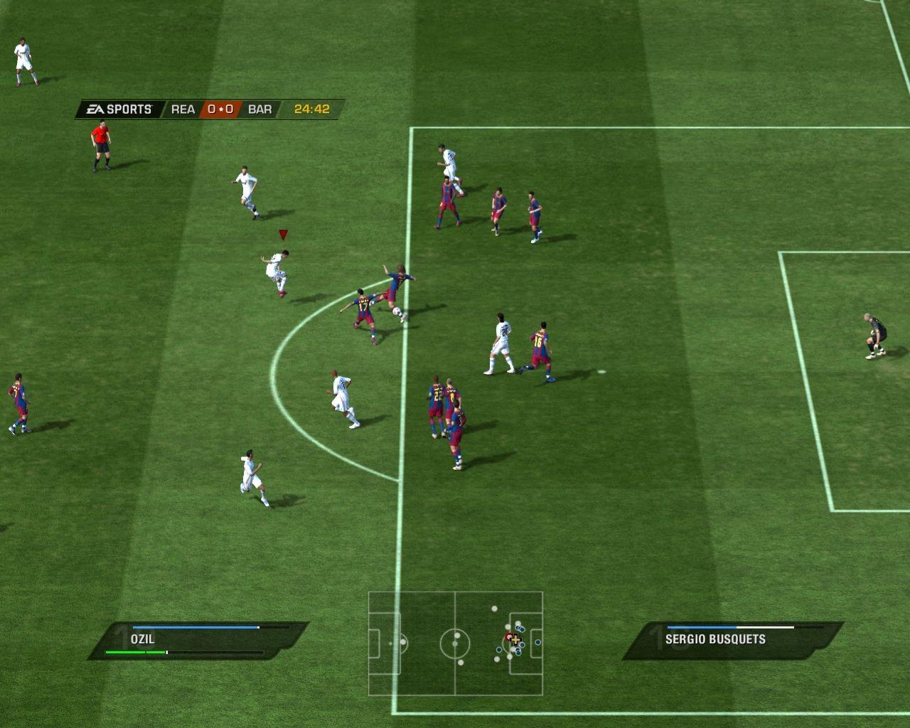 Telecharger Fifa 18 voor pc (windows) EA Sports est maintenant finalement de retour avec la nouvelle série du jeu FIFA qui est FIFA 18 et il est enfin disponible pour