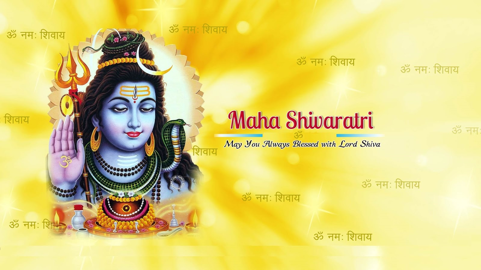 Happy mahashivratri wishes sms and status in hindi and english maha shivratri greetings m4hsunfo