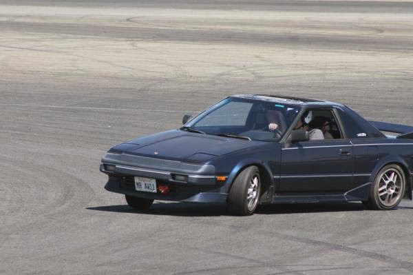 Daily Turismo: 5k: Avalon Power: 1987 Toyota MR2 1MZ V6 Swap