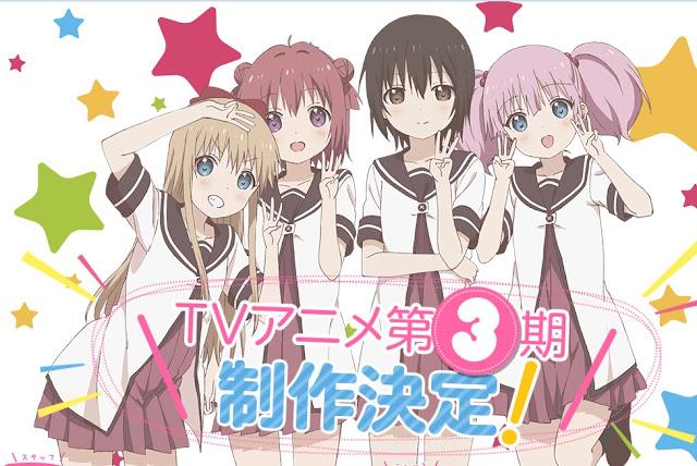 Download OST Opening Ending Anime Yuru Yuri San☆Hai! Full Version