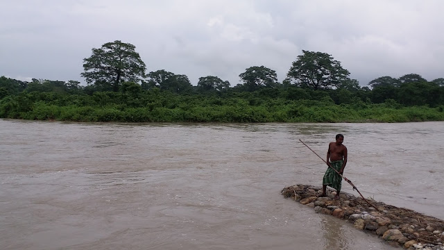 The Fishing tours of North Bengal