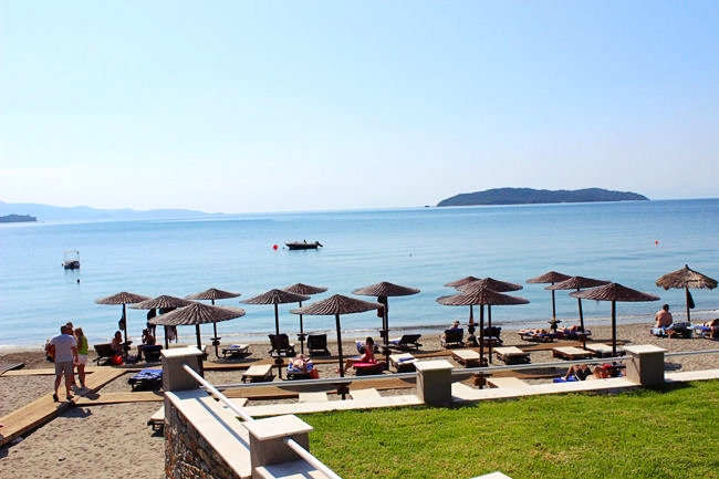 Kassandra Bay Resort Hotel Vasilias beach
