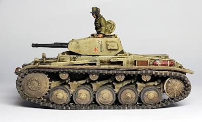 Blitzkrieg Miniatures Panzer 2 Panzer II