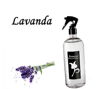 Perfume para la ropa Lavanda