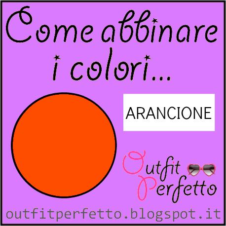 Come abbinare i colori: l'arancione