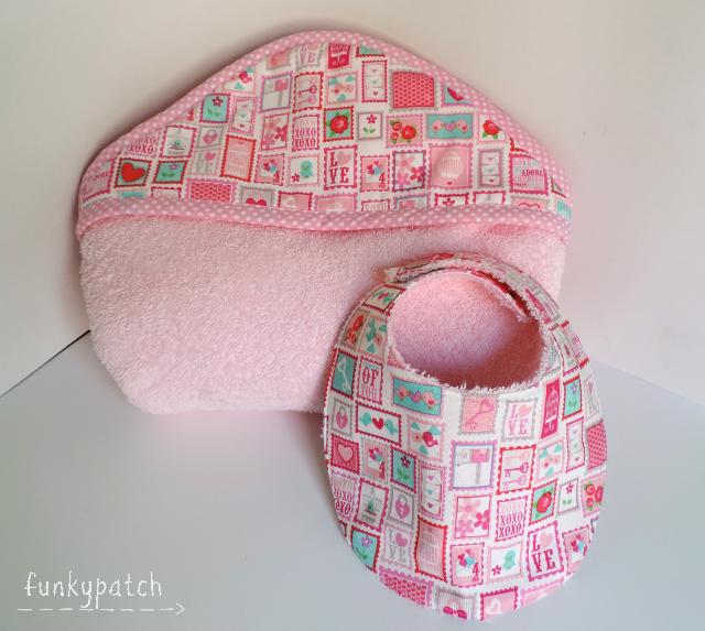 Canastilla para bebé de estilo moderno, personalizada y hecha a mano