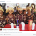 Funke Akindele and JJC Skillz are currently tying the nuptial knot in a yet-to-be-confirmed location