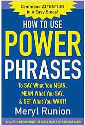 How to Use Power Phrases to Say What You Mean