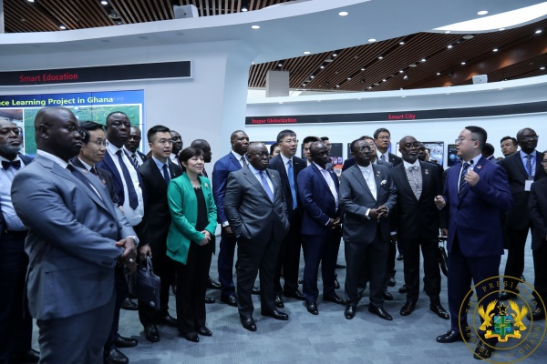 Chinese I.T Giant, Inspur Group, To Establish West Africa Headquarters In Ghana