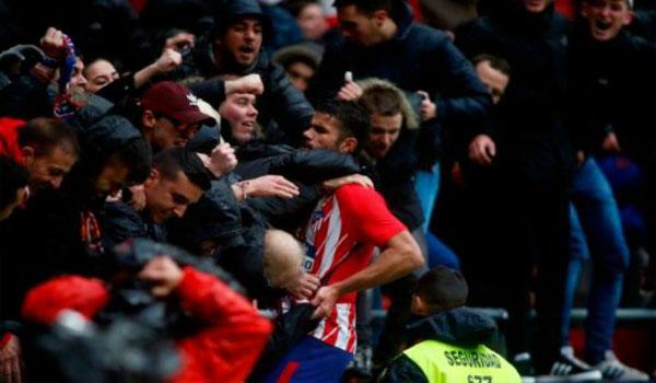 Video Atletico Madrid - Getafe: Cựu sao Chelsea vui buồn ngày tái xuất