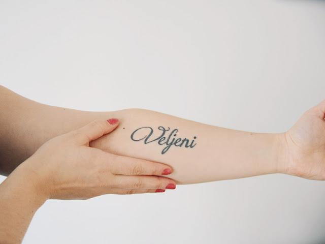 Minä ja mun tatuoinnit || OSA 3
