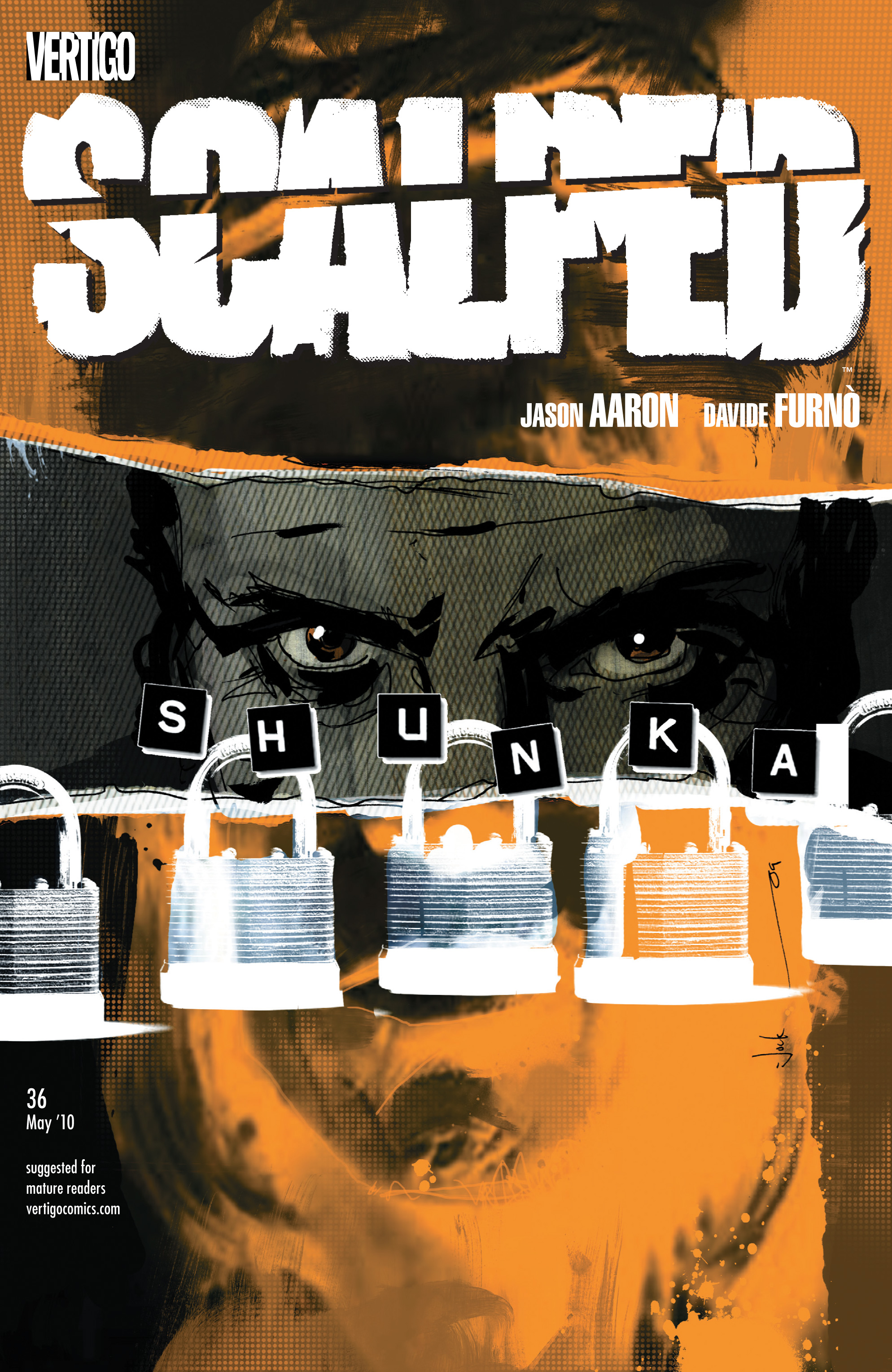 Scalped issue 36 - Page 1