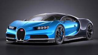 2019 Bugatti Chiron Performance du moteur, prix et date de sortie