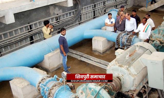 सिंध जलावर्धन योजना: उपभोक्ताओं को मिलेंगे कनेक्शन, 100 रूपए में में महीनें भर पानी, 2800 में मिलेगा कनेक्शन