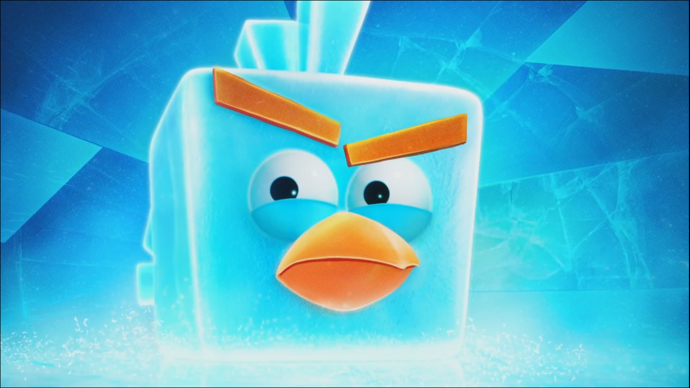 HD Wallpapers: Wallpapers HD Angry Birds Space