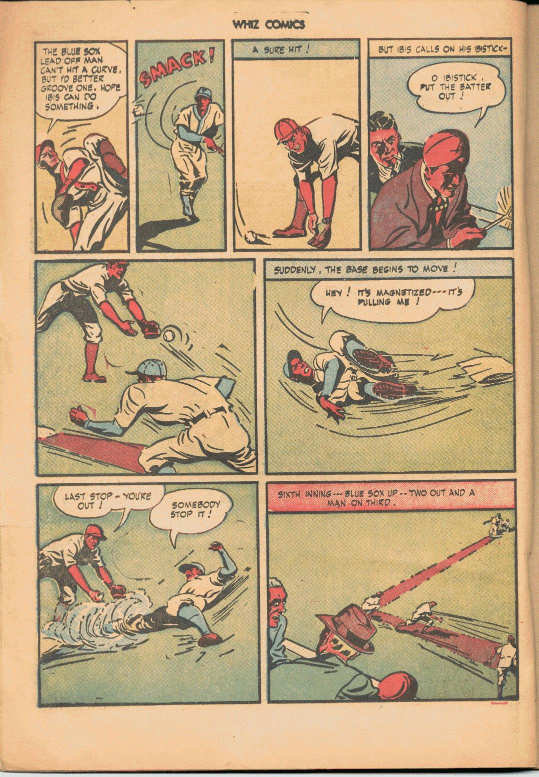 WHIZ Comics issue 71 - Page 22