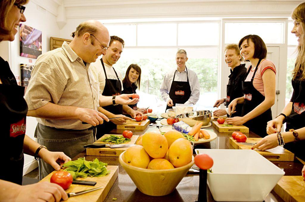 cocina, vegetarianismo,  intensivo, reposteria, personas, cocinando.