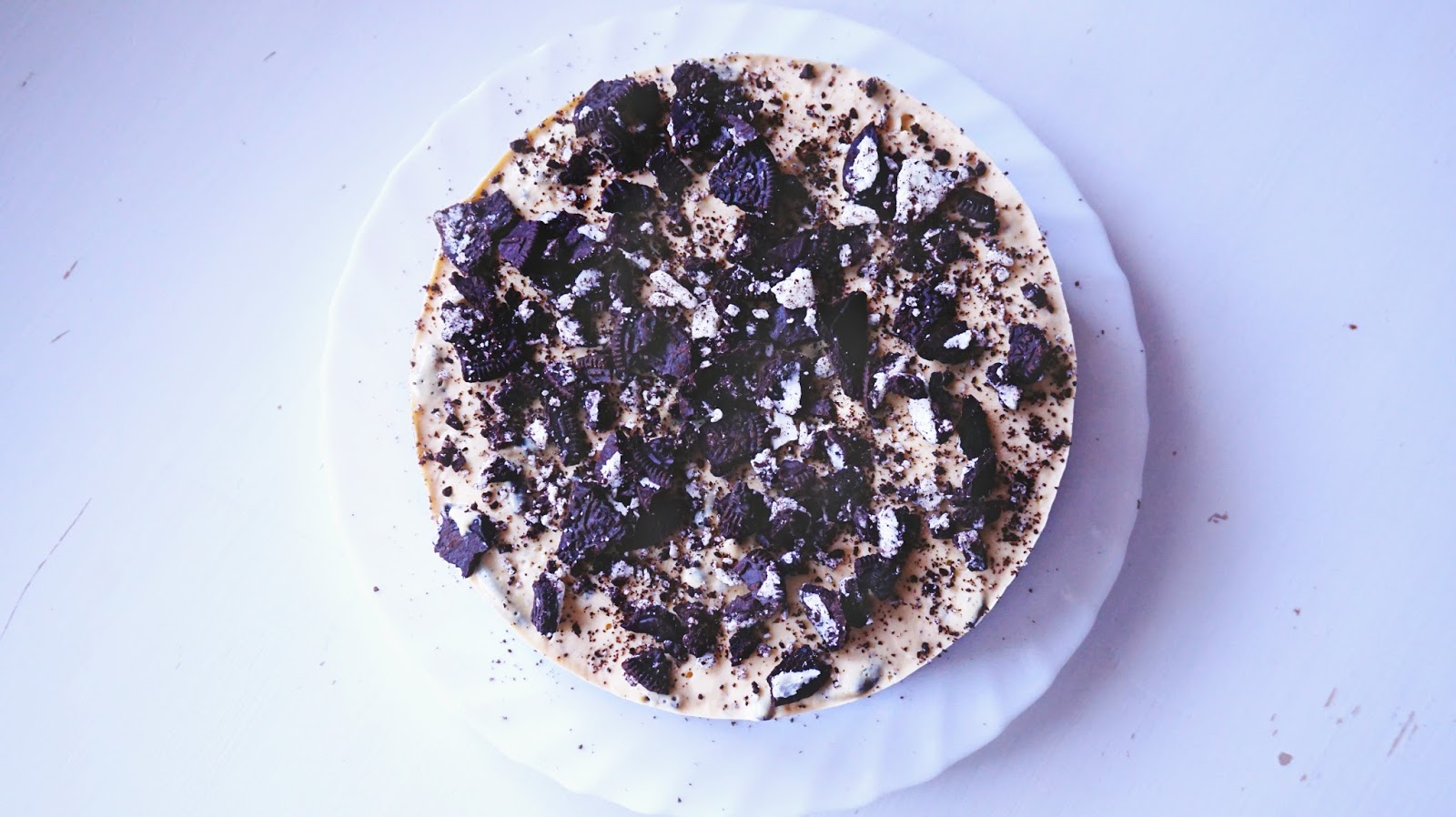 Vegane Oreo Torte 5 Ingredient No Bake Vegan Oreo Cheesecake Pure