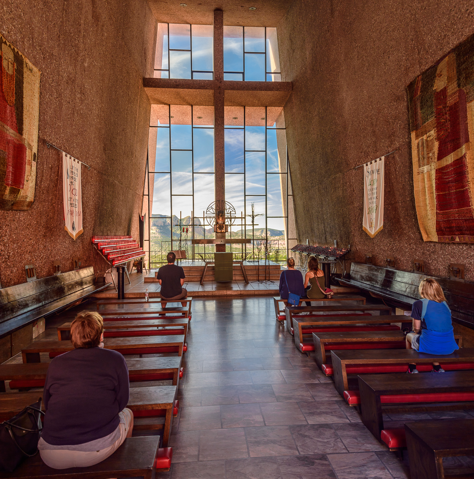 The Wandering Lensman The Story Behind The Image Chapel