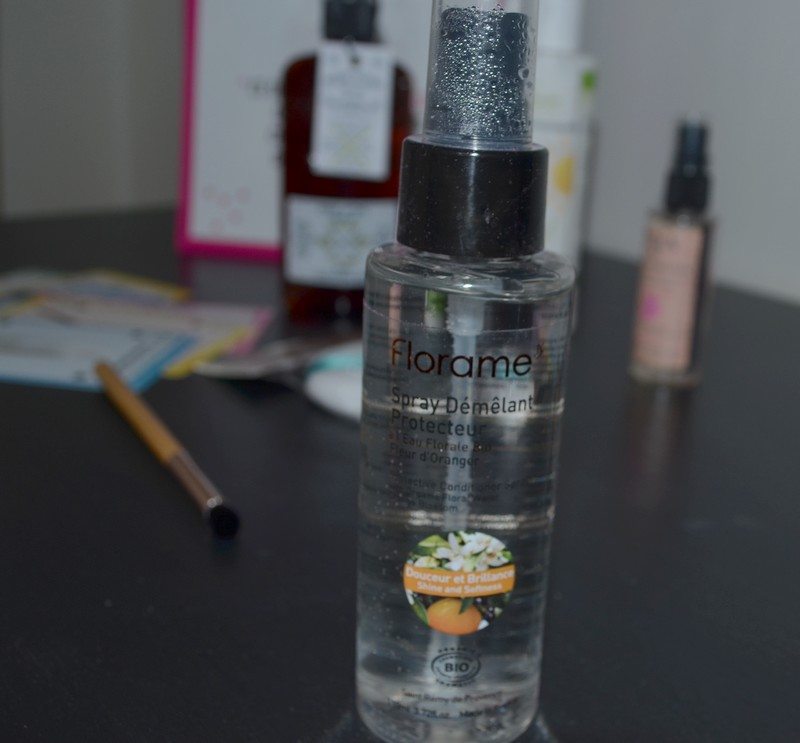Spray démêlant protecteur Florame