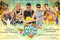 Confira imagens do 2º dia do Micareta Indoor - 2016 em Barra da Estiva