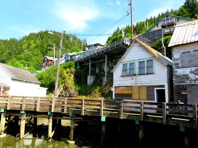 Ketchikan houses