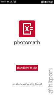 Aplikasi Penghitung Soal Matematika Secara Otomatis