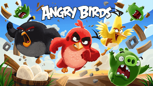 Angry Birds hack
