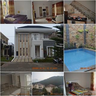 Villa Asik di Kota Batu | Villa Batu Softa A