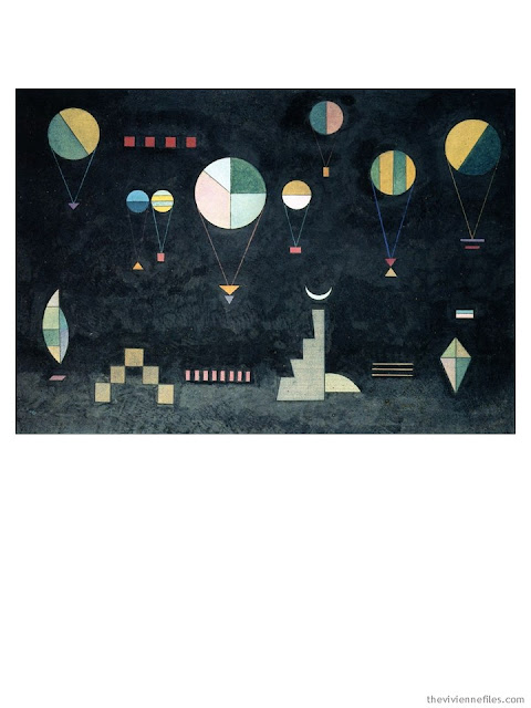Shallow Deep by Wassily Kandinsky