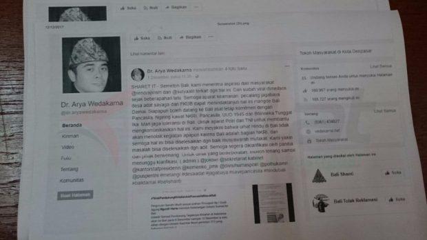 Laporkan Provokator Penolakan UAS, Advokat GNPF-Ulama Diancam