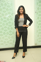 Actress Eesha Looks gorgeous in Blazer and T Shirt at Ami Tumi success meet ~  Exclusive 188.JPG