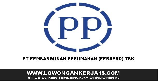 Lowongan Kerja Karyawan PT Pembangunan Perumahan (Persero) Februari 2019