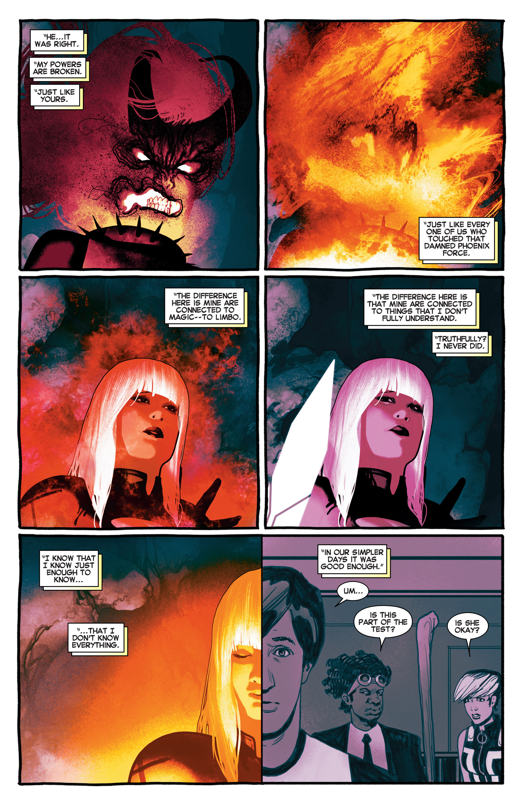 Read online Uncanny X-Men (2013) comic -  Issue #5 - 13