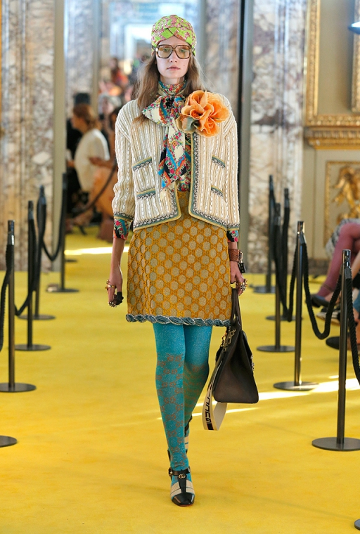 Gucci Cruise Collection 2018 - Guccification