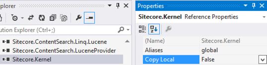 NuGet Tip: Automatically Set 'Copy Local' Property to False