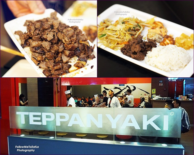 Teppanyaki Malaysia