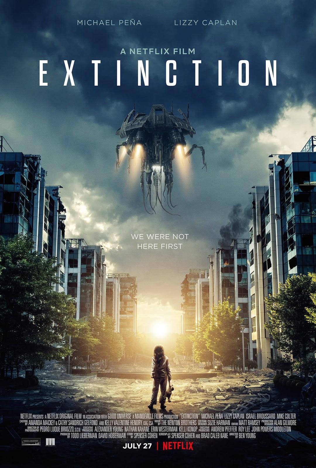 Extinction (2018) ฝันร้าย ภัยสูญพันธุ์ (ซับไทย)