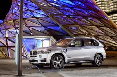 The new BMW X5 xDrive40e