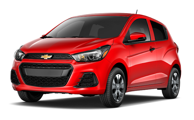 Chevrolet Spark - The Best Affordable Cars